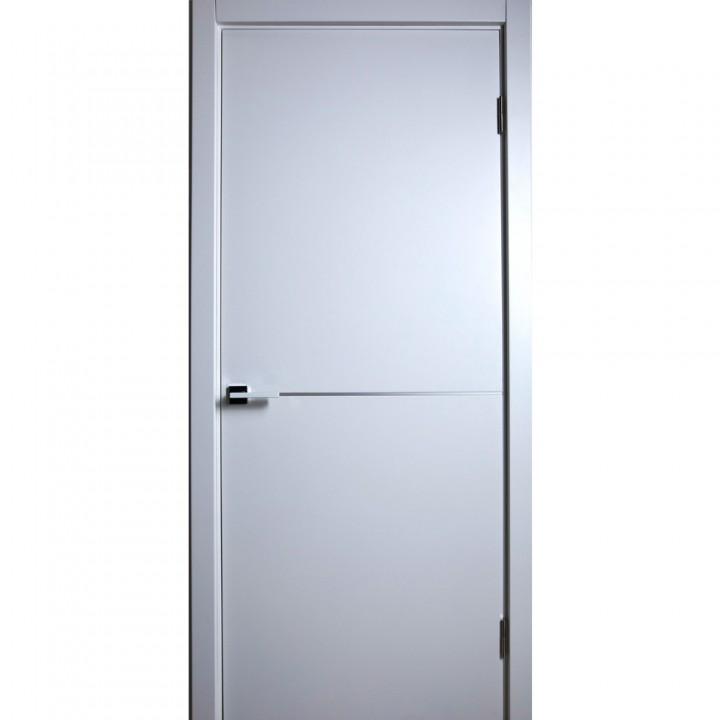 Межкомнатные двери Danapristyle Loft M01 молдинг алюминиевый