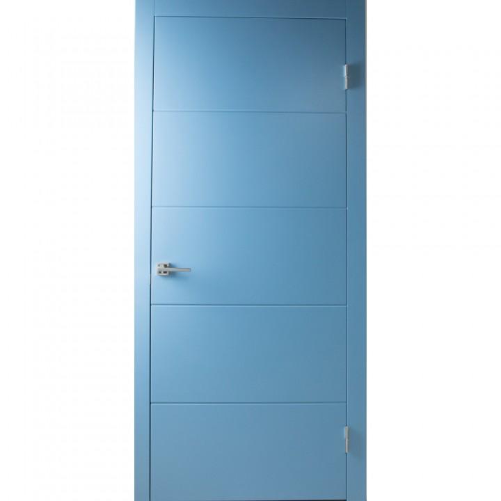 Межкомнатные двери Danapristyle Loft M04 молдинг алюминиевый