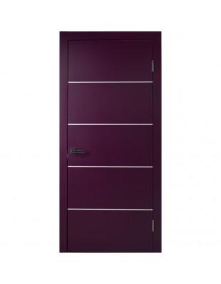 Двери межкомнатные Danapristyle Loft M05 молдинг алюминиевый
