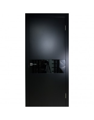 Двери межкомнатные Danapristyle Loft S01 стекло крашенное