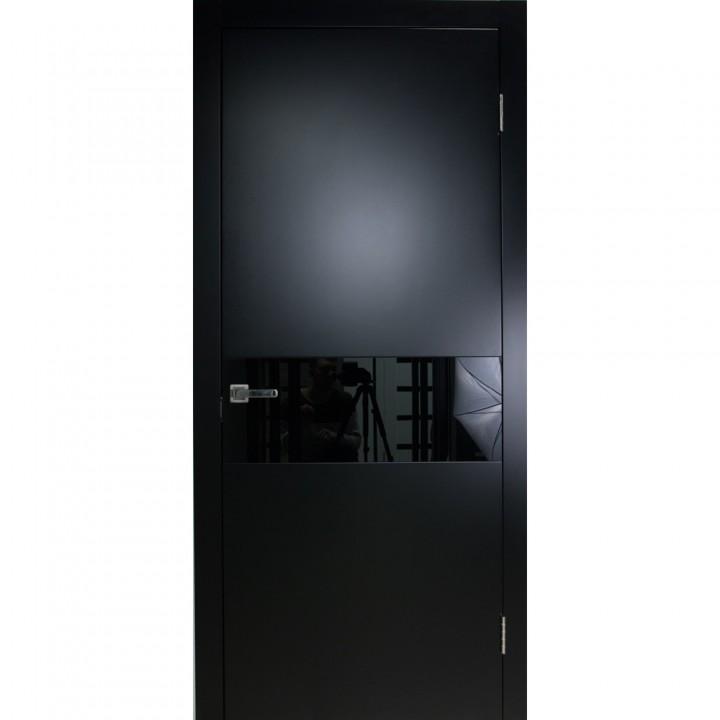Межкомнатные двери Danapristyle Loft S01 стекло крашенное