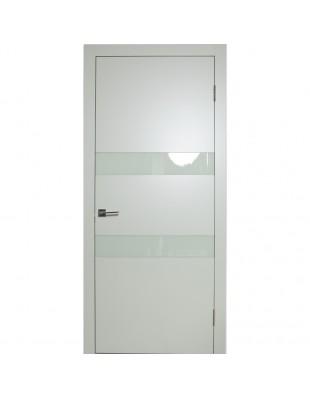 Двери межкомнатные Danapristyle Loft S02 стекло крашенное
