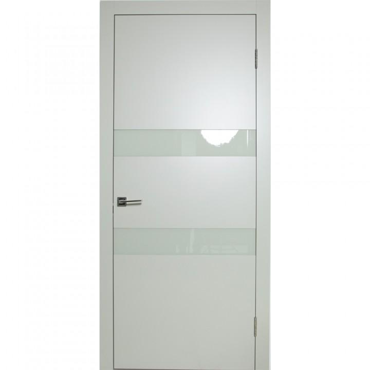Межкомнатные двери Danapristyle Loft S02 стекло крашенное