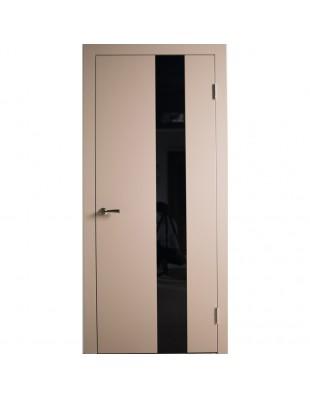 Двери межкомнатные Danapristyle Loft S04 стекло крашенное