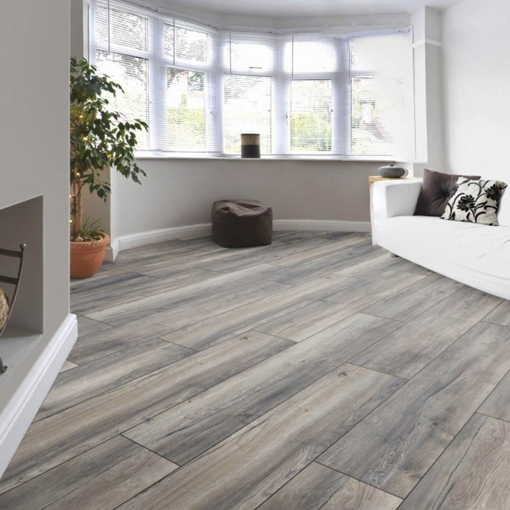 Ламинат My Floor Cottage MV821 Дуб Харбор серый