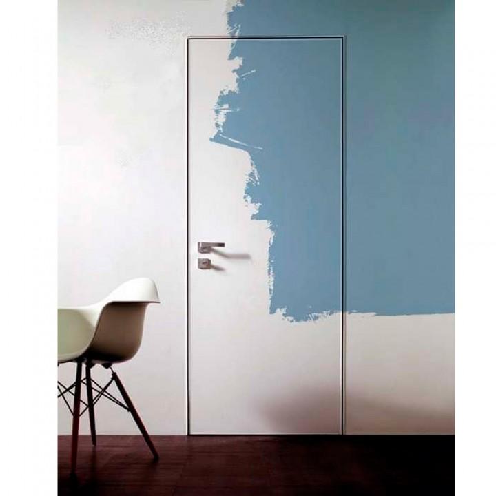 Скрытые двери Danapristyle INV01 под покраску (грунтованное полотно)