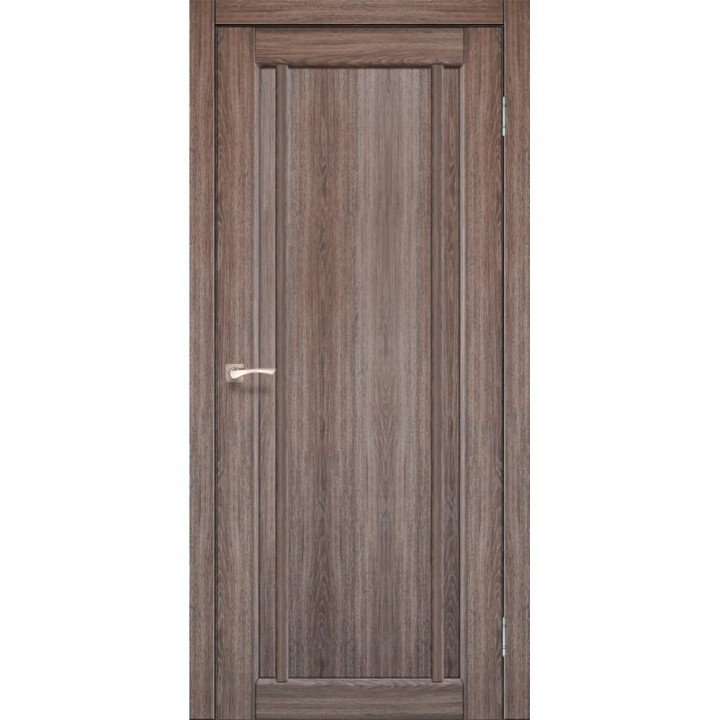 Межкомнатные двери Korfad Oristano OR-01 дуб грей