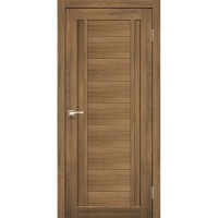 Межкомнатные двери Korfad Oristano OR-03 дуб браш