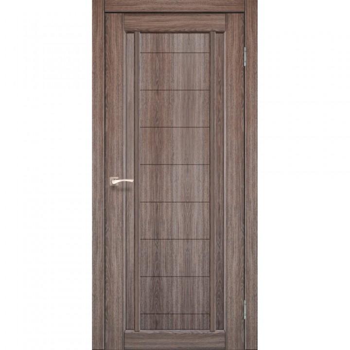 Межкомнатные двери Korfad Oristano OR-03 дуб грей
