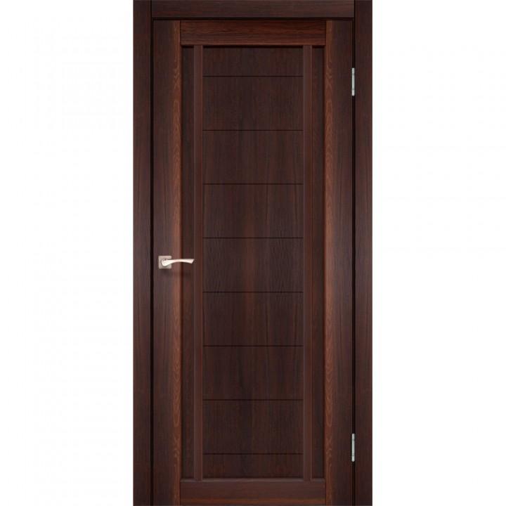 Межкомнатные двери Korfad Oristano OR-03 орех