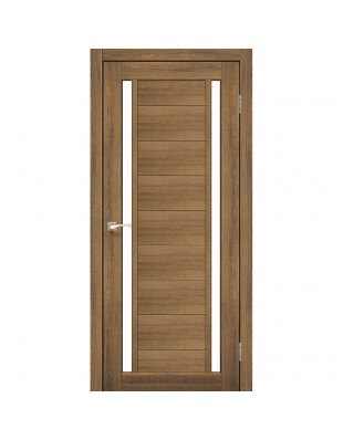 Межкомнатные двери Korfad Oristano OR-04 дуб браш