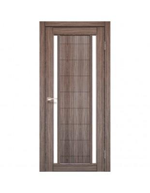 Межкомнатные двери Korfad Oristano OR-04 дуб грей