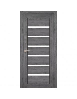 Межкомнатные двери Korfad Porto PR-01 дуб марсала