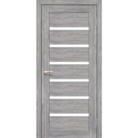 Межкомнатные двери Korfad Porto PR-01 эш-вайт