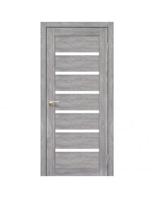 Двери межкомнатные Korfad Porto PR-01 эш-вайт