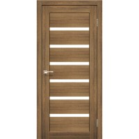 Межкомнатные двери Korfad Porto PR-01 дуб браш