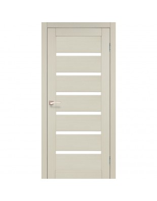 Двери межкомнатные Korfad Porto PR-01 дуб беленый