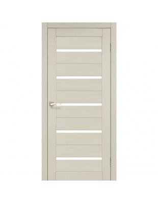 Двери межкомнатные Korfad Porto PR-02 дуб беленый