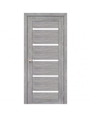 Двери межкомнатные Korfad Porto PR-02 эш-вайт