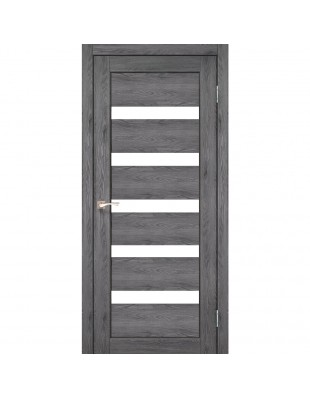 Двери межкомнатные Korfad Porto PR-03 дуб марсала