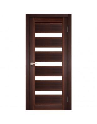 Двери межкомнатные Korfad Porto PR-03 орех
