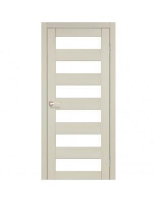 Двери межкомнатные Korfad Porto PR-04 дуб беленый