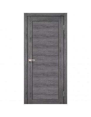 Двери межкомнатные Korfad Porto PR-05 дуб марсала