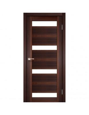 Двери межкомнатные Korfad Porto PR-06 орех