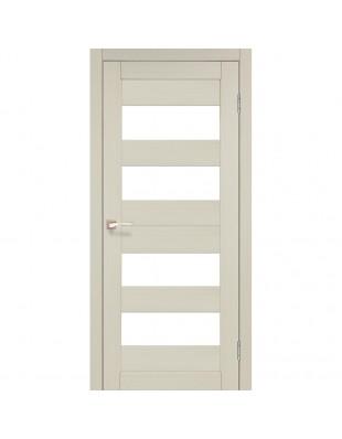 Двери межкомнатные Korfad Porto PR-07 дуб беленый