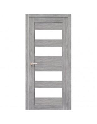 Двери межкомнатные Korfad Porto PR-07 эш-вайт
