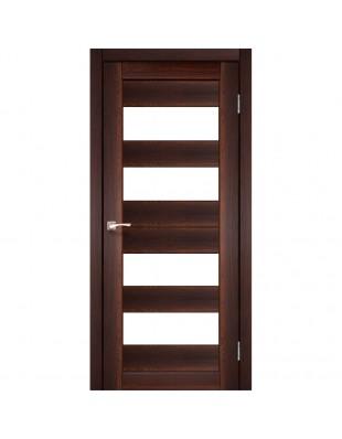 Двери межкомнатные Korfad Porto PR-07 орех