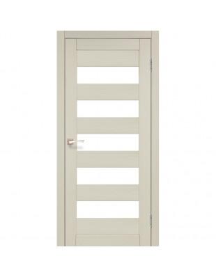 Двери межкомнатные Korfad Porto PR-08 дуб беленый