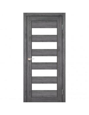 Двери межкомнатные Korfad Porto PR-08 дуб марсала