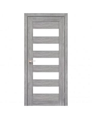Двери межкомнатные Korfad Porto PR-08 эш-вайт
