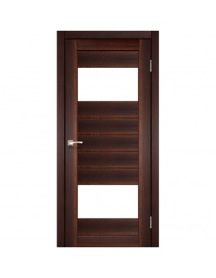 Двери межкомнатные Korfad Porto PR-09 орех