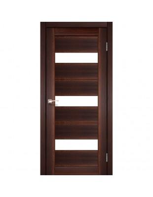 Двери межкомнатные Korfad Porto PR-11 орех