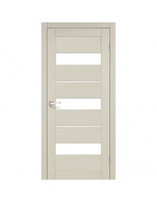 Двери межкомнатные Korfad Porto PR-12 дуб беленый