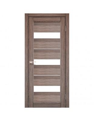 Двери межкомнатные Korfad Porto PR-12 дуб грей