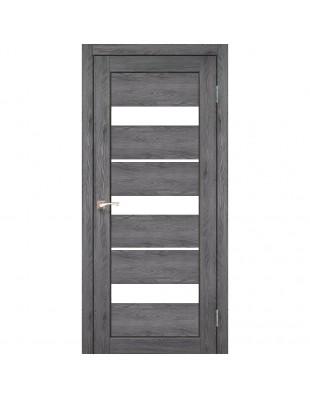 Двери межкомнатные Korfad Porto PR-12 дуб марсала