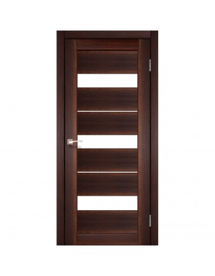 Двери межкомнатные Korfad Porto PR-12 орех