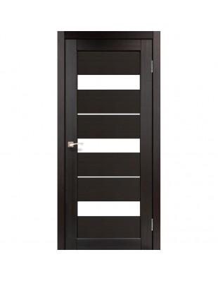 Двери межкомнатные Korfad Porto PR-12 венге