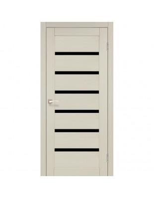 Двери межкомнатные Korfad Porto Deluxe PD-01 дуб беленый