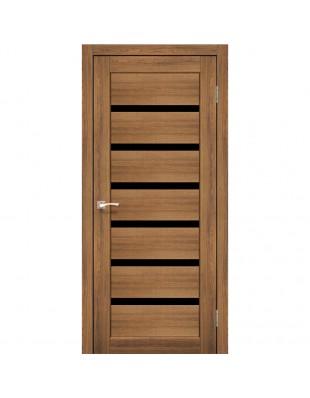 Межкомнатные двери Korfad Porto Deluxe PD-01 дуб браш
