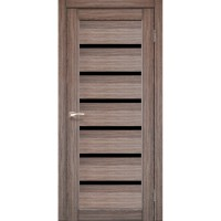 Межкомнатные двери Korfad Porto Deluxe PD-01 дуб грей