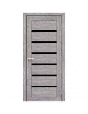 Межкомнатные двери Korfad Porto Deluxe PD-01 эш-вайт