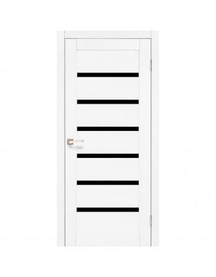 Межкомнатные двери Korfad Porto Deluxe PD-01 ясень белый