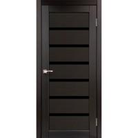 Межкомнатные двери Korfad Porto Deluxe PD-01 венге