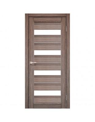 Двери межкомнатные Korfad Porto Deluxe PD-02 дуб грей