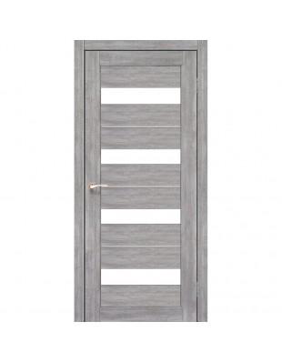 Межкомнатные двери Korfad Porto Deluxe PD-02 эш-вайт