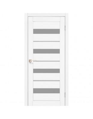 Межкомнатные двери Korfad Porto Deluxe PD-02 ясень белый